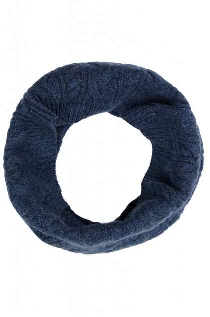 Снуд женский Finn-Flare W19-11171 синий