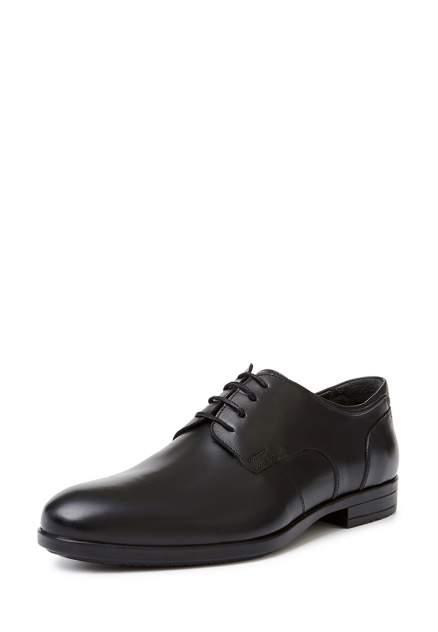 Туфли мужские Pierre Cardin 03407050, черный