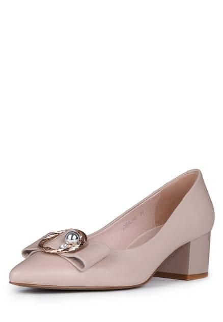 Туфли женские Pierre Cardin 008063B0 бежевые 41 RU