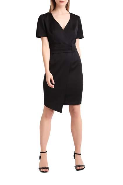 Платье женское Apart 28346 черное 40 DE