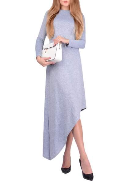 Платье женское FRANCESCA LUCINI F0816-5 серое 42 RU
