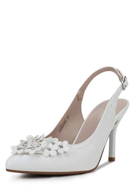 Туфли женские T.Taccardi 710018017 белые 35 RU