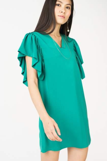 Женское платье Ennergiia 18101090010, зеленый