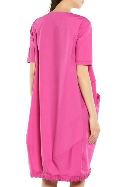 Платье женское Adzhedo 41171 розовое XL