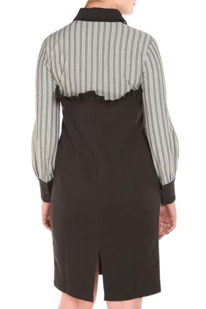 Платье женское Adzhedo 41001 серое 2XL