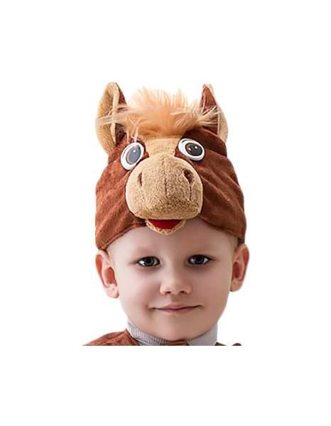 Карнавальная шапка Бока Конь, 54-56 см 1999