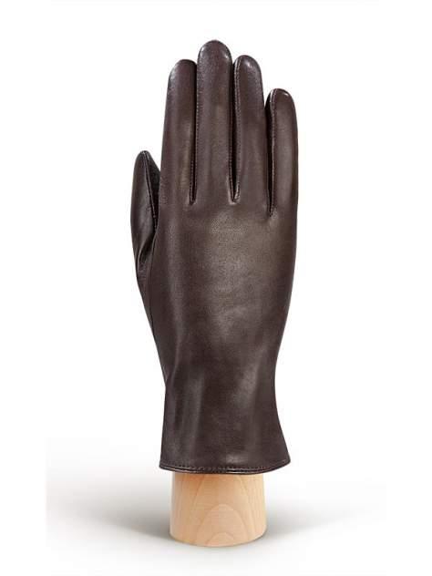 Перчатки мужские Eleganzza HP68980 коричневые 8.5