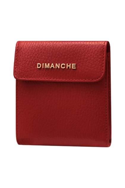 Портмоне женское Dimanche 594_33_G красное