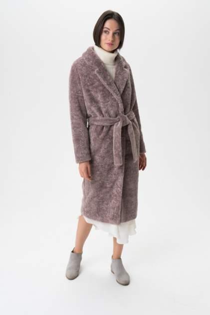 Пальто женское ElectraStyle 4-7038/13м-318 коричневое 40 RU