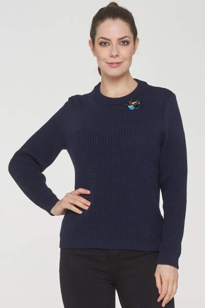 Джемпер женский VAY 192-4894, синий
