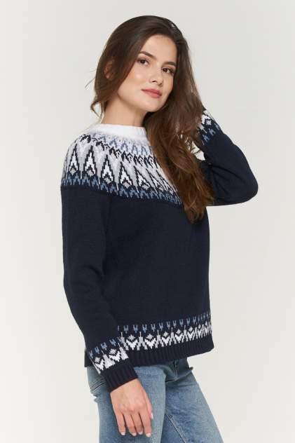 Джемпер женский VAY 192-4033 синий 52 RU