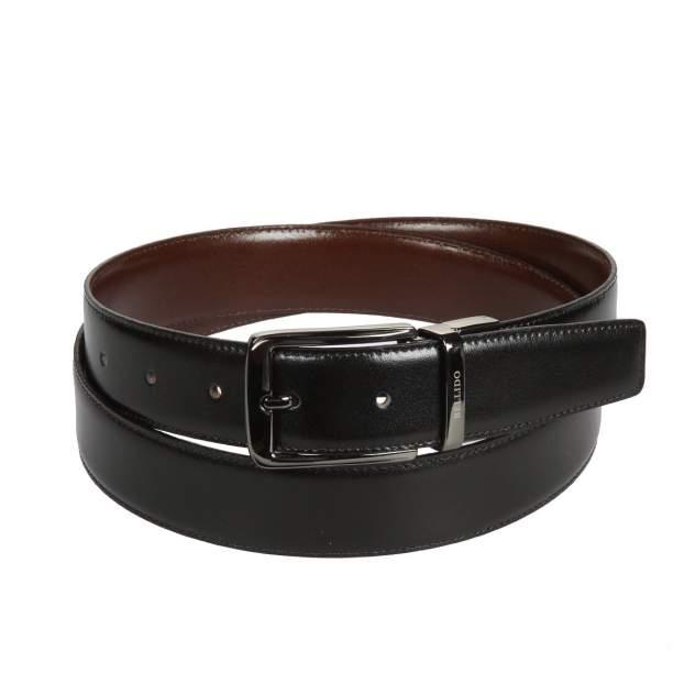 Ремень мужской Miguel Bellido 430/32 черный/коричневый 120