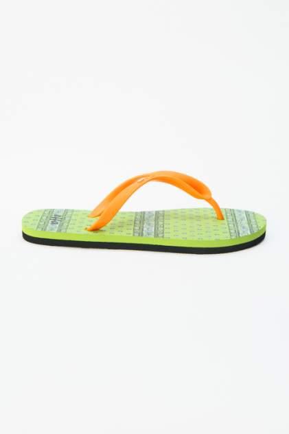 Шлепанцы Effa 52379, зеленый