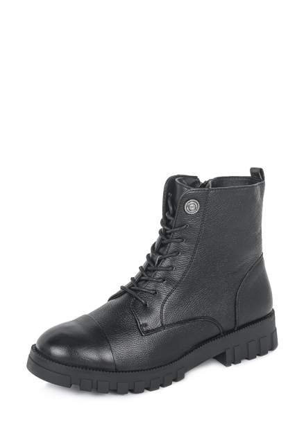 Ботинки женские Alessio Nesca 256073W0 черные 36 RU