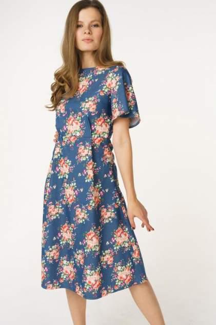 Платье женское AScool DRESS1902 синее 46 RU