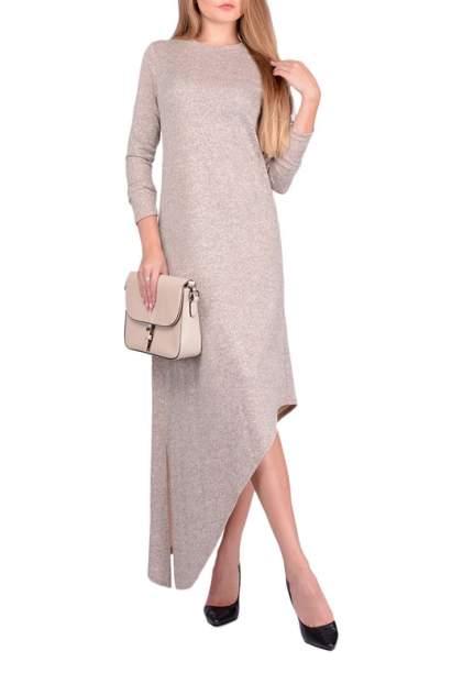 Платье женское FRANCESCA LUCINI F0816-6 серое 42 RU