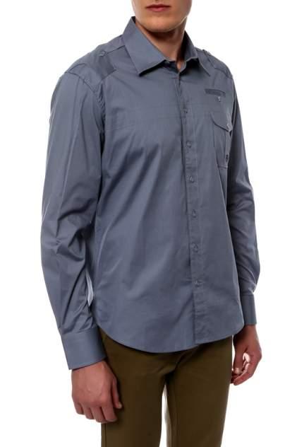 Сорочка мужская JC de Castelbajac I9J55121600 серая 3XL