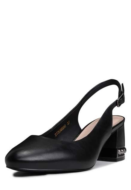 Туфли женские Pierre Cardin 710018018, черный