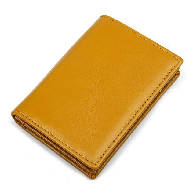 Кошелек мужской Кошелькофф 8078YL желтый