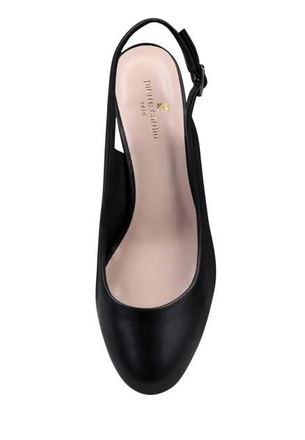 Туфли женские Pierre Cardin 710018018 черные 37 RU