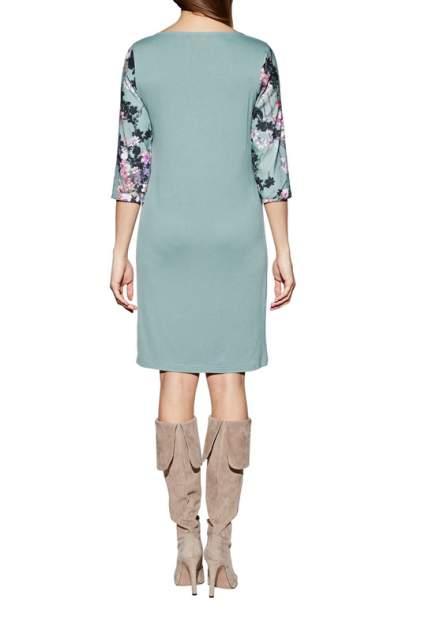 Платье женское Apart 20405 зеленое 38 DE