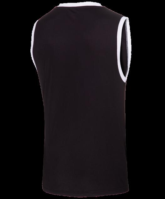 Майка Jogel JBT-1020-061, черный/белый, XS INT