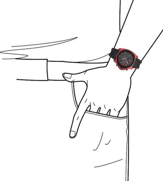 Наручные часы кварцевые мужские Tommy Hilfiger TH1790775