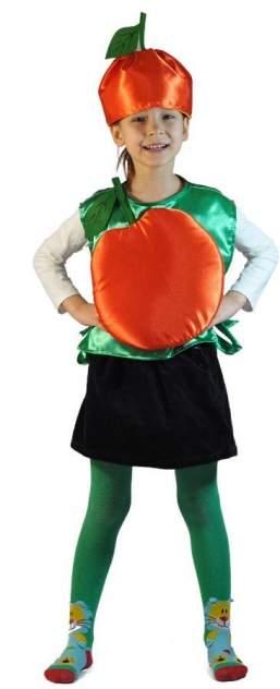 Карнавальный костюм Карнавалия, цв. оранжевый