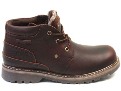 Мужские ботинки Airbox 135850, коричневый