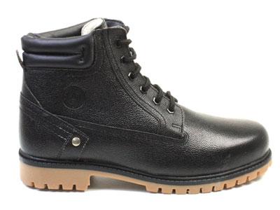 Мужские ботинки Airbox 135863, черный