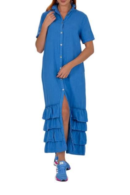 Женское платье DEJA FASHION 809, голубой