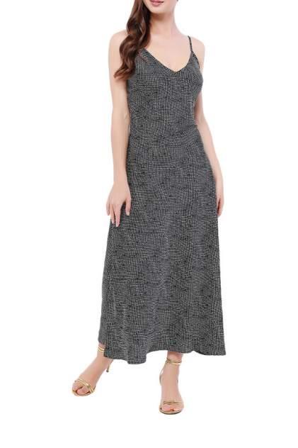 Платье-комбинация женское EMANSIPE 88526 черное 42