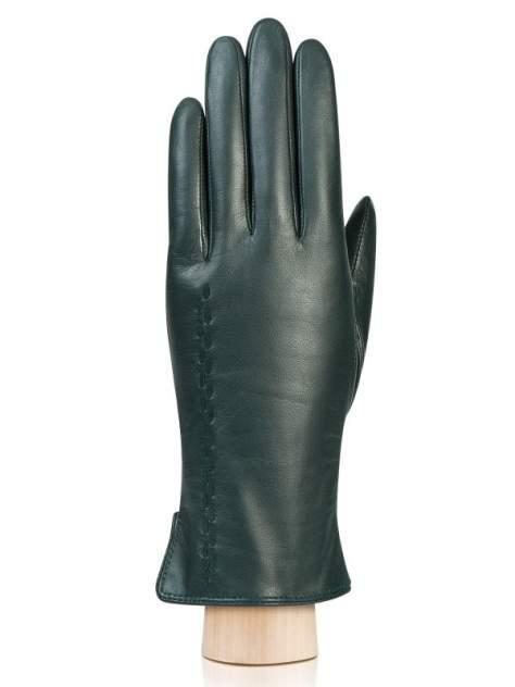 Перчатки женские Eleganzza IS7001 зеленые 7.5