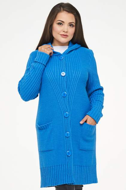 Жакет женский VAY 182-1561, голубой