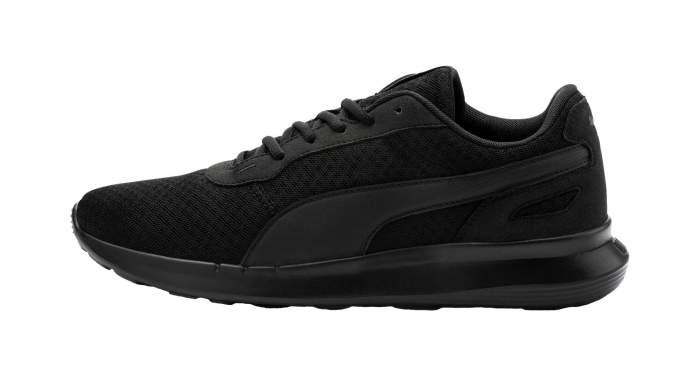 Кроссовки Puma ST Activate, black/black, 10.5 UK