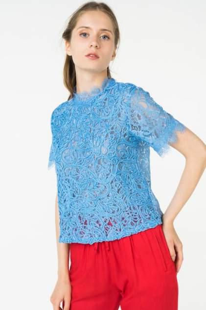 Блуза женская ZARINA 8225106334108 голубая 50 RU