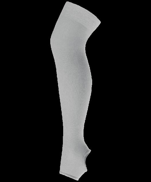 Гетры женские Amely GS-201, серые, 45 см