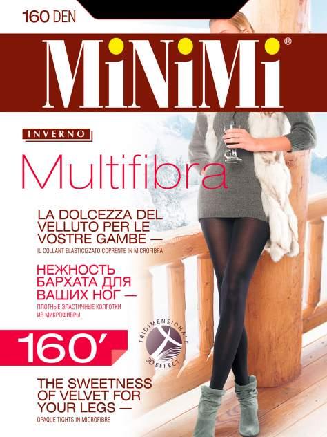 Колготки MiNiMi MULTIFIBRA 160, nero, 3/M