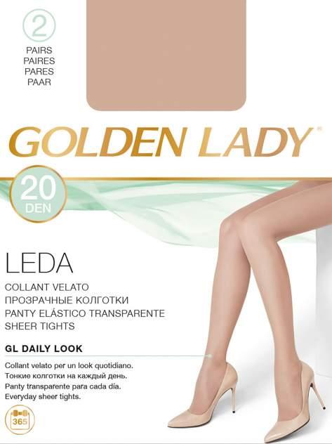 Колготки Golden Lady LEDA 20, daino gld, 3/M