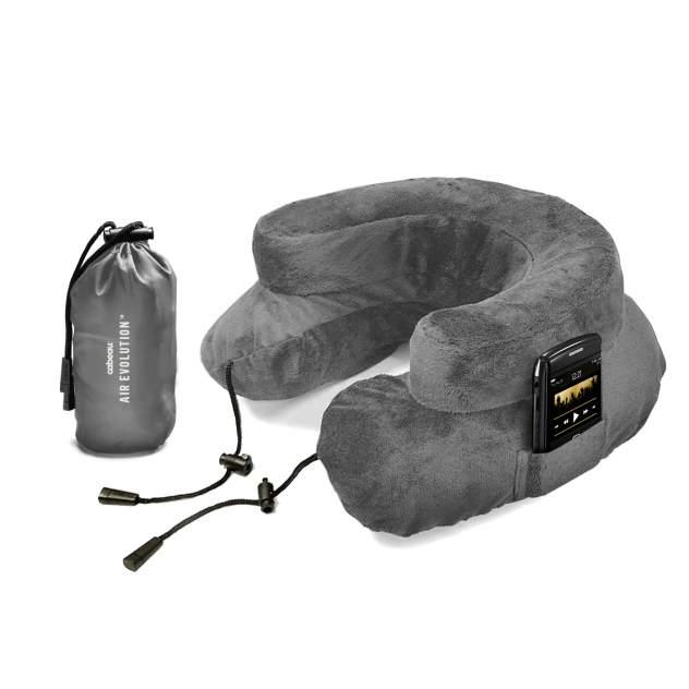 Надувная дорожная подушка Cabeau Air Evolution™ Slate