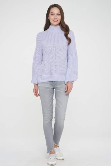 Джемпер женский VAY 192-4011 фиолетовый 50 RU
