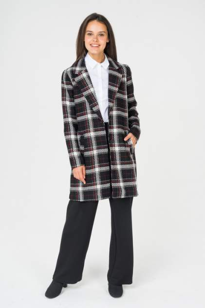 Пальто женское Jacqueline de Yong 15169460 черные L
