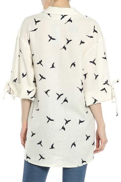 Платье женское Adzhedo 41145 бежевое M