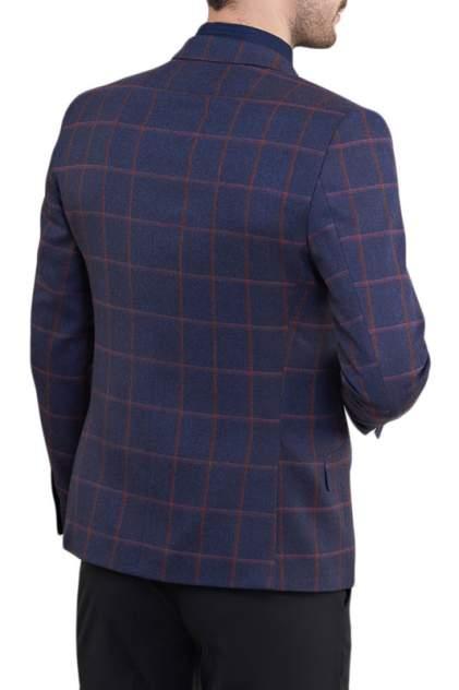 Пиджак мужской BAZIONI 0221-1 S SALEA LUX коричневый 52 RU