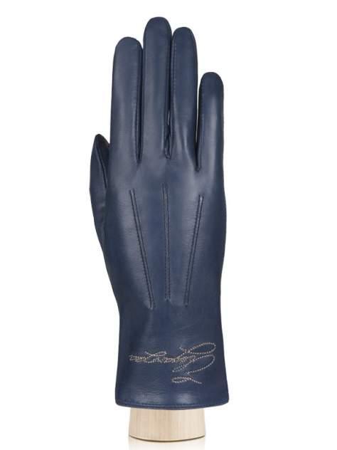Перчатки женские Eleganzza TOUCH IS02023 синие 6.5