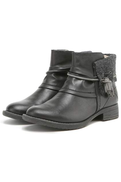 Ботинки женские Soft Line 8-8-25464-29-001/220 черные 36 RU
