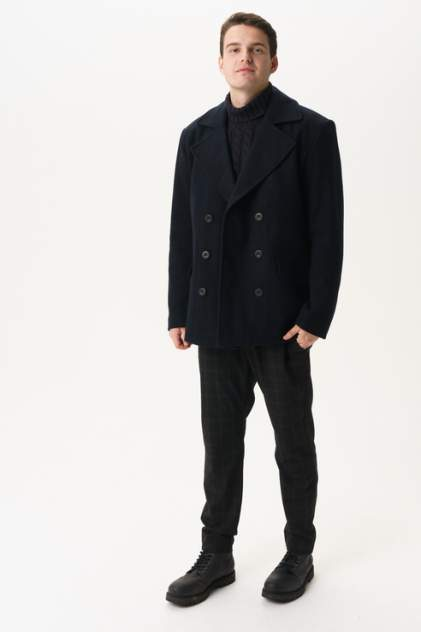 Пальто мужское ONLY & SONS 22013618 черное M