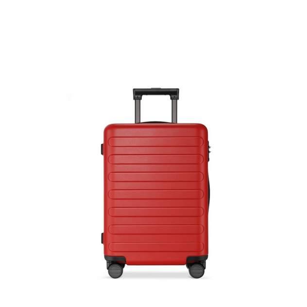 """Чемодан Xiaomi Ninetygo Business Travel Luggage 20"""" red S"""
