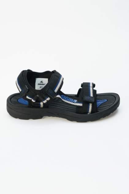 Сандалии мужские SIGMA 20631X синие 46 RU