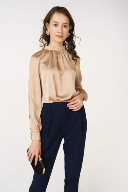 Женская блуза Audrey right 170857-10711, бежевый